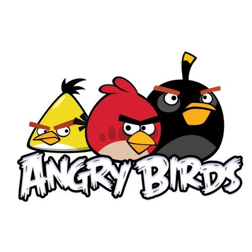 Branded Angry Birds Toys