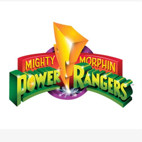 Branded Power Rangers