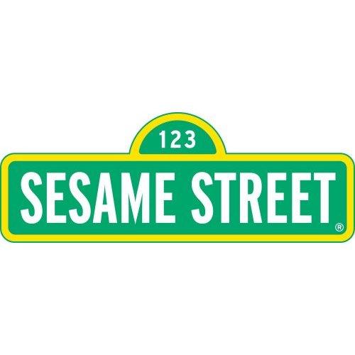 Branded Sesame Street Toys