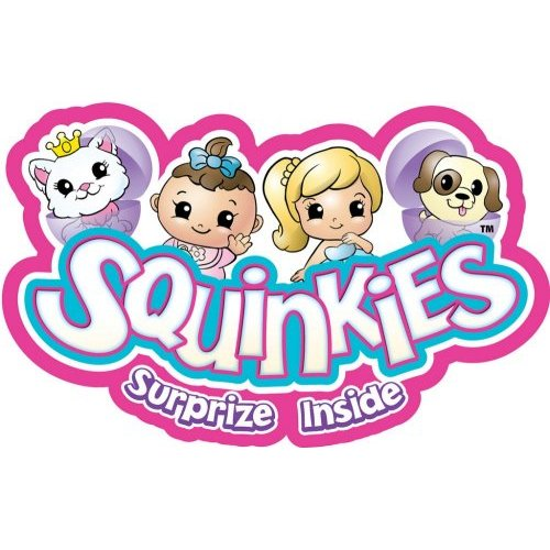 Branded Squinkies Toys