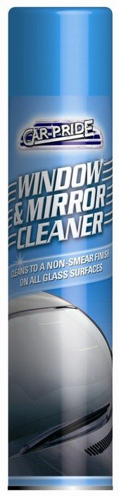 Carpride 300ml Window & Mirror Cleaner