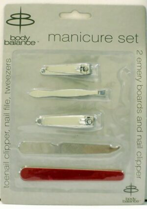 5pc Manicure Set