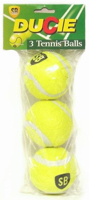 3pk Ducie Tennis Balls