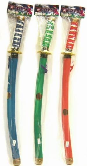 Assorted Ninja Sword