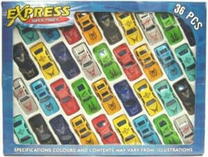 36pc  Cars Gift Set