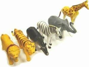 Assorted Wild Animals