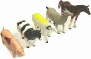 Assorted Farm Animals