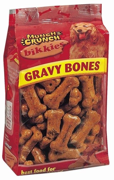 Munch & Crunch Gravy Bones
