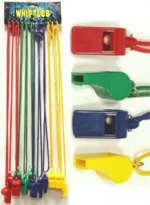 Plastic Whistles