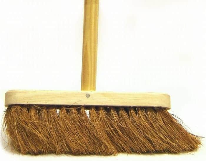 10 Inch Coco Broom