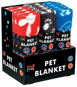 Pets At Play Pet Blanket 55CM x 80CM