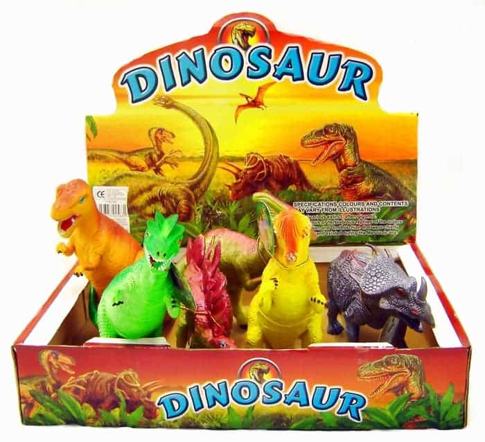 Assorted Dinosaurs