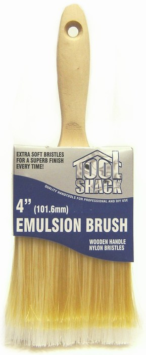 Tool Shack 4 Inch Emulsion Brush