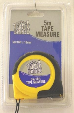 Tool Shack 5m Tape Measure
