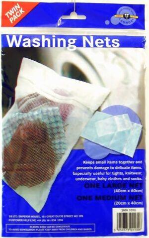 Smart Alec Twin Wash Net Bags