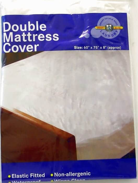 Smart Alec Double Mattress Cover