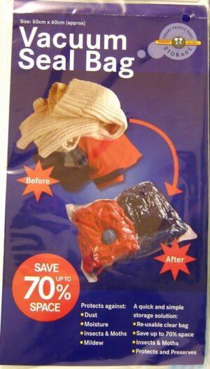 Smart Alec Vacuum Seal Bag
