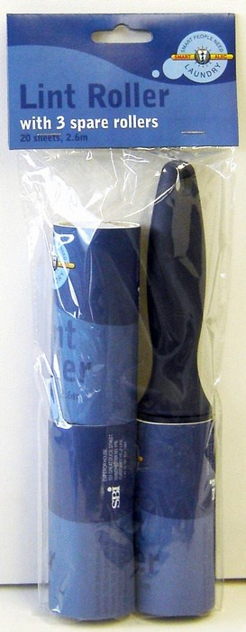Smart Alec Lint Roller with 2 Refills