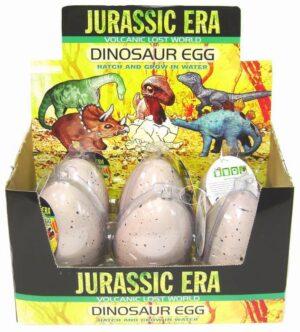 Assorted Giant Growing Dino Egg