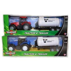 Teamsterz Tractor/Trailer