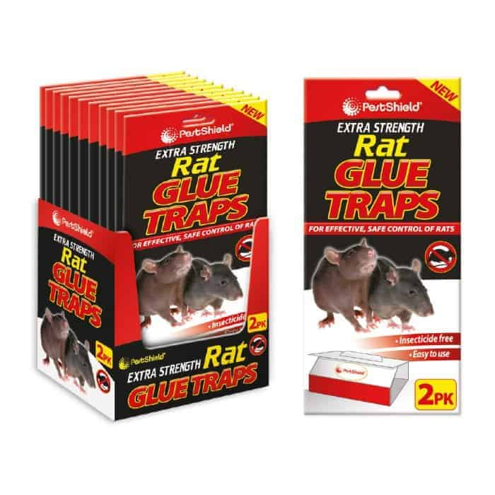 Pestshield Rat Glue Traps