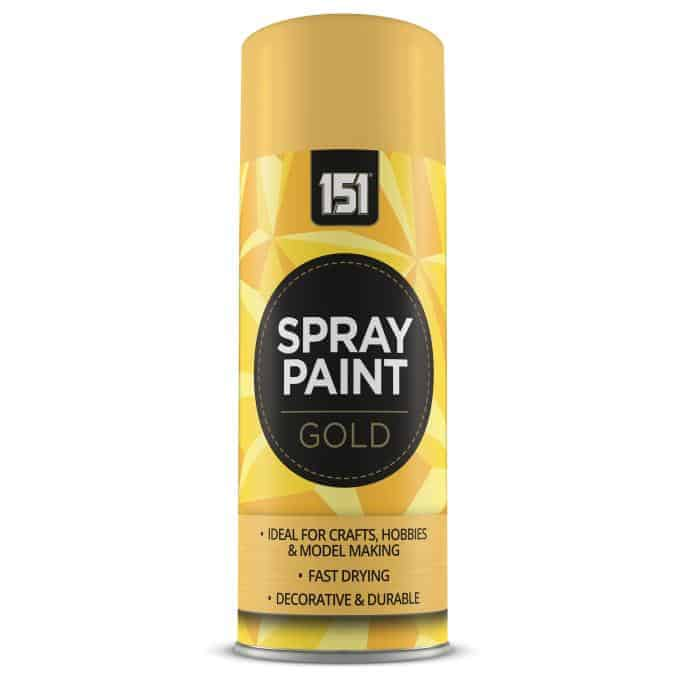 150Ml Gold Spray Paint