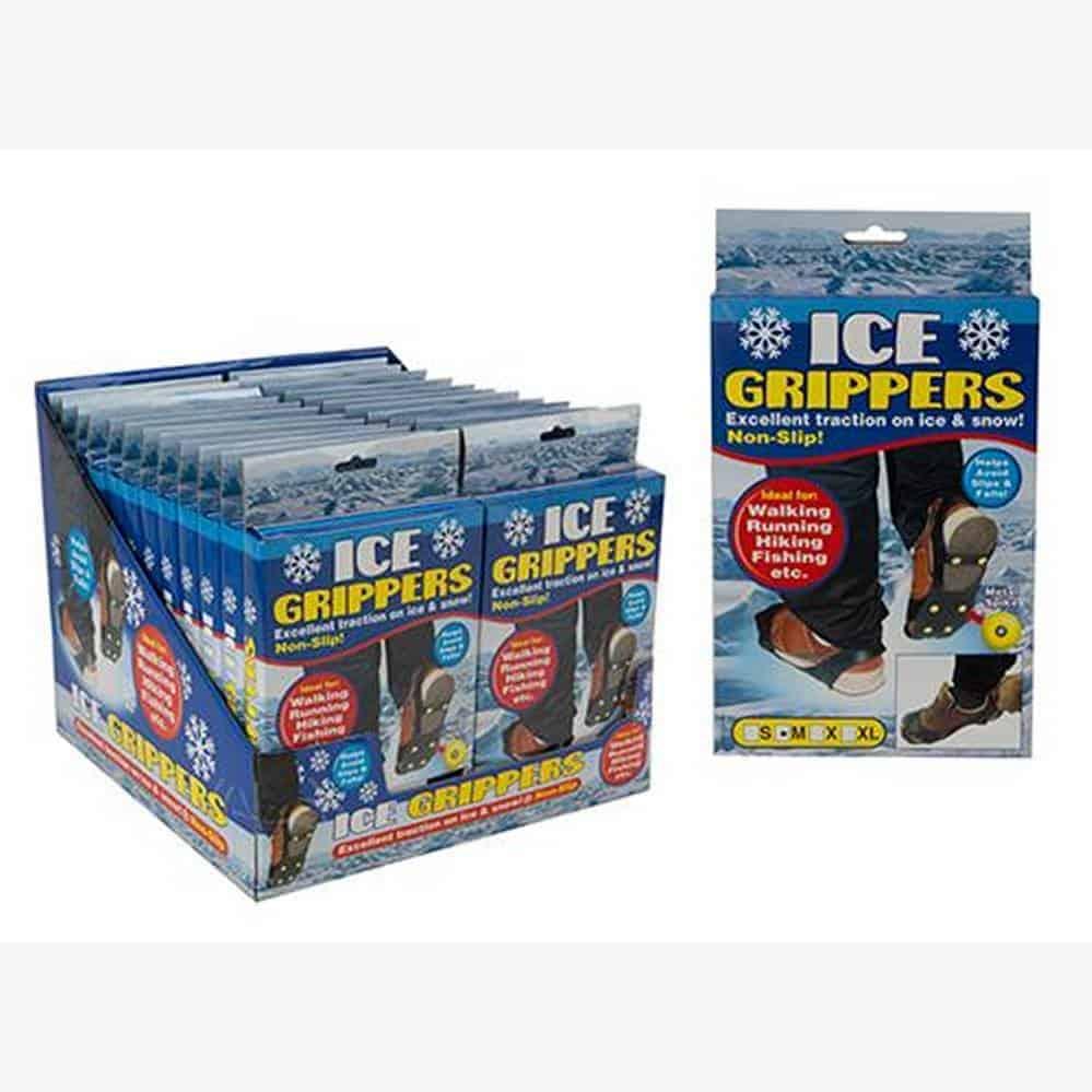 Rubber Ice Gripper