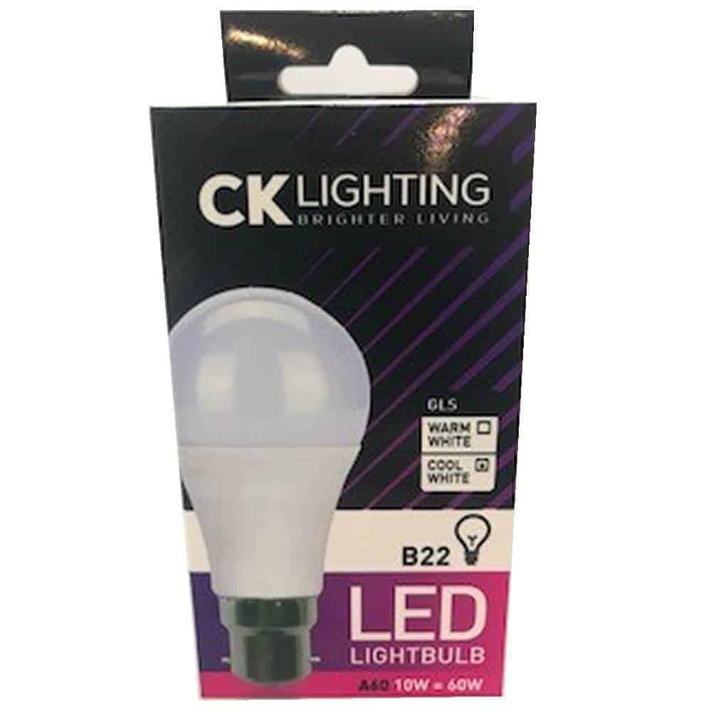 60W Bc Led Light Bulb