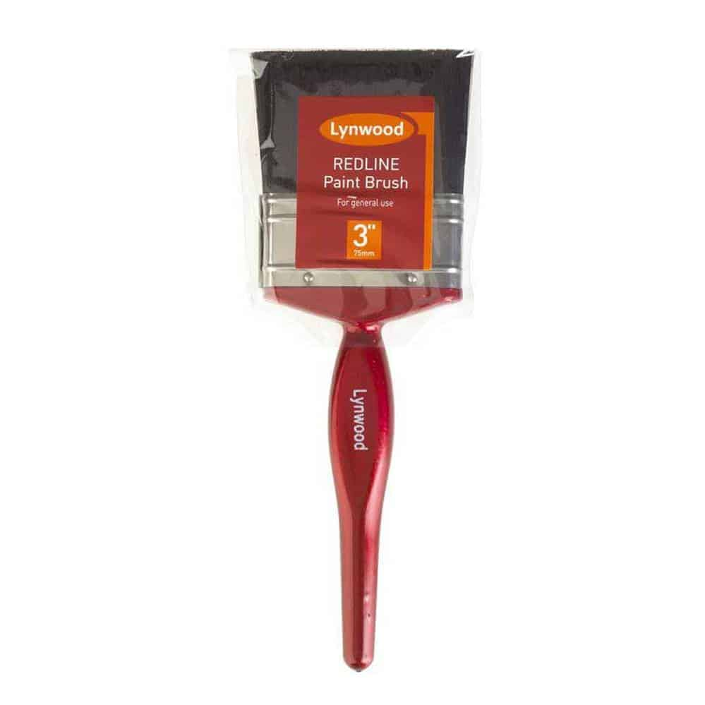 "3"" Redline Paint Brush"