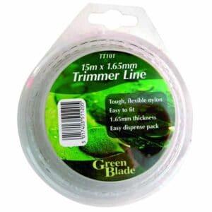 1.65Mm X 15M Grass Trimmer Line