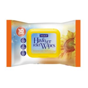 30Pk Hay Fever Relief Wipes