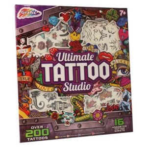 The Ultimate Tattoo Set