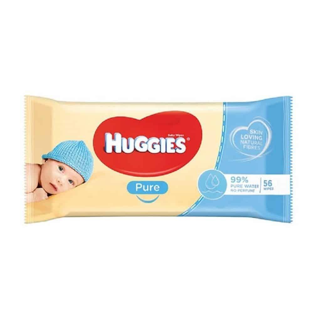 Huggies Baby Wipes-56Pk