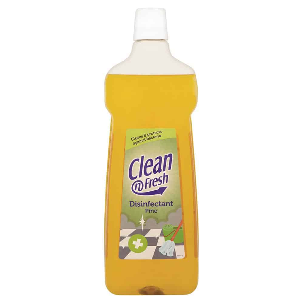 Clean & Fresh 1L Pine Disinfectant