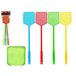 4Pk Hand Fly Swatters