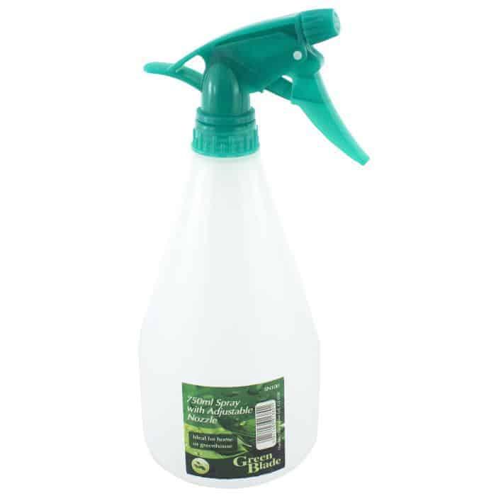 750Ml Spray With Adjustable Nozzle