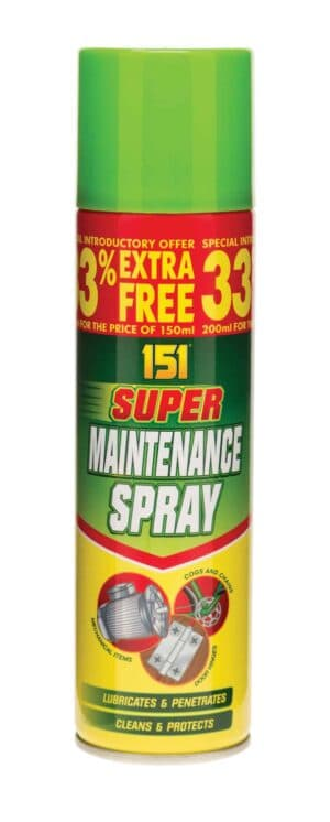151 Products Maintenance Spray