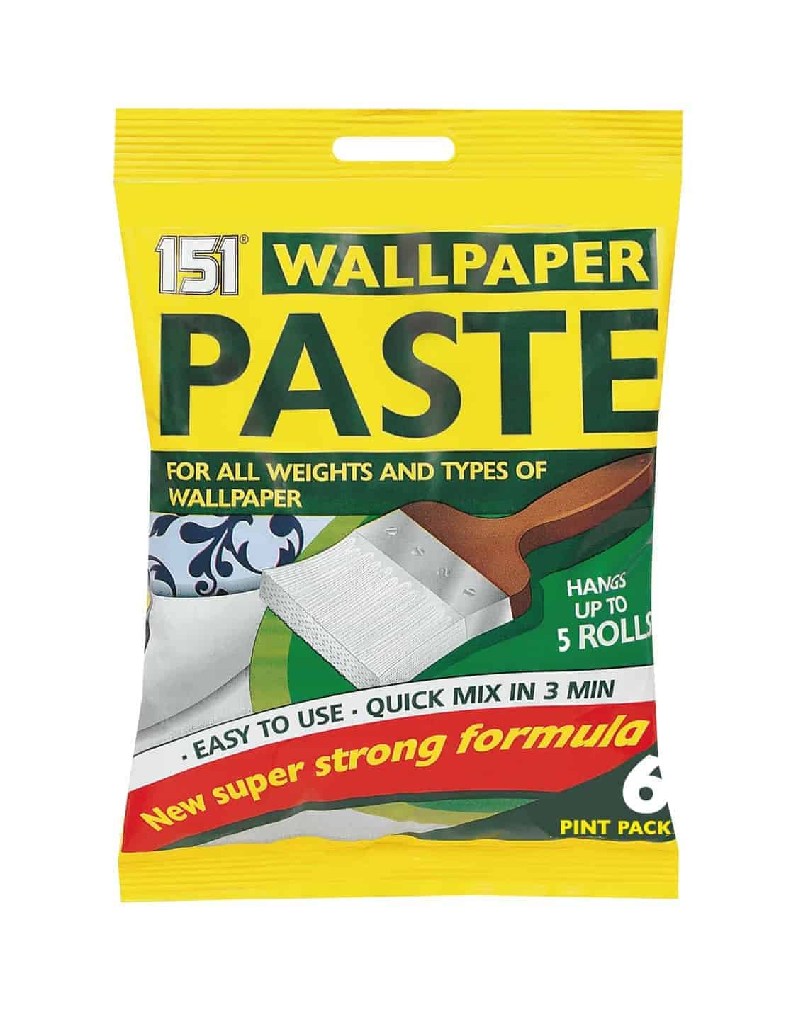 151 Products 6pt Wallpaper Paste