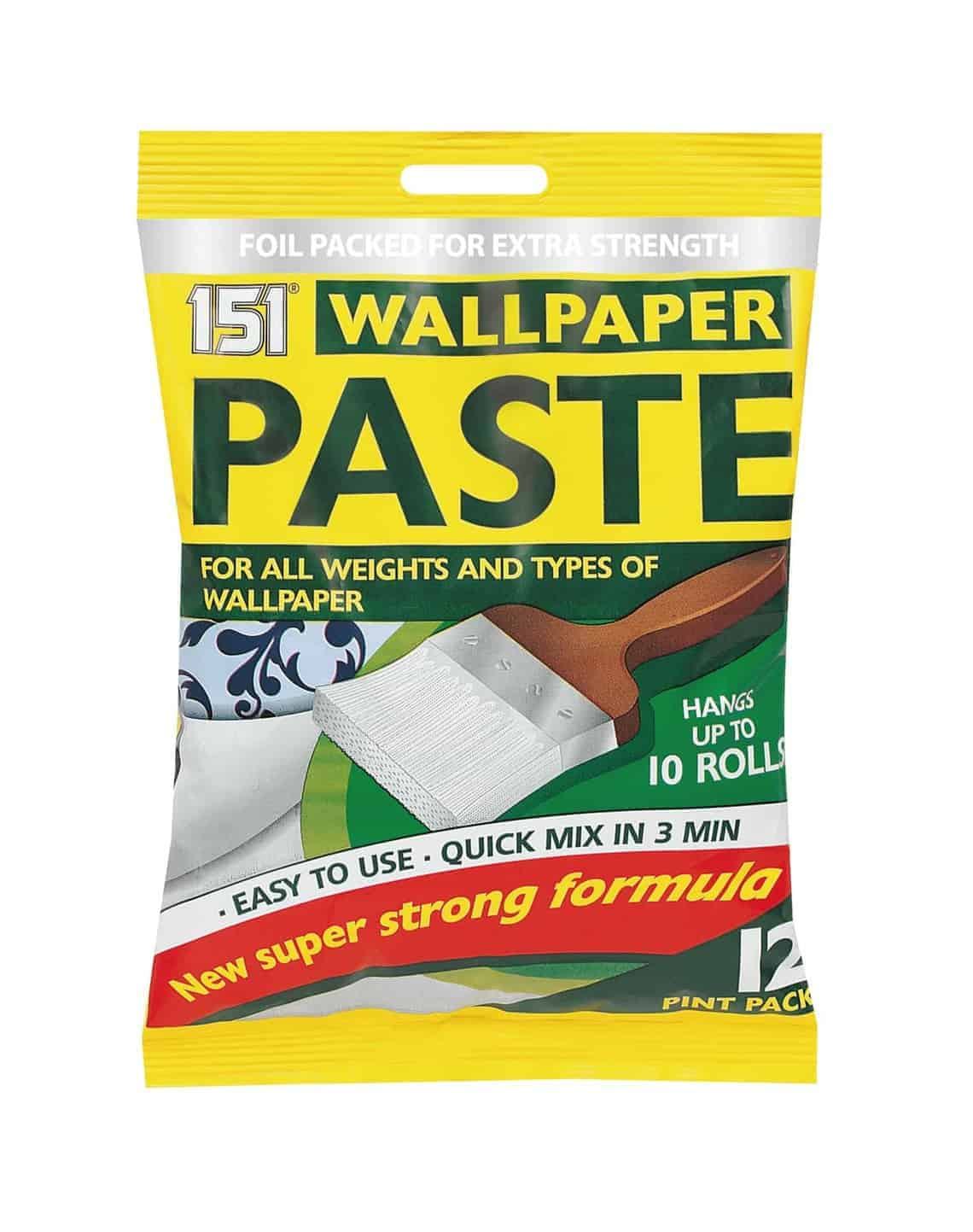 151 Products 12pt Wallpaper Paste