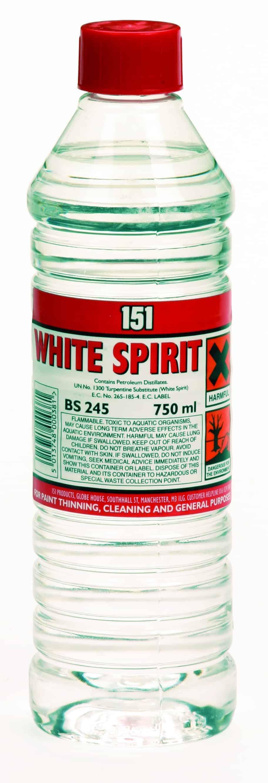 151 Products White Spirit