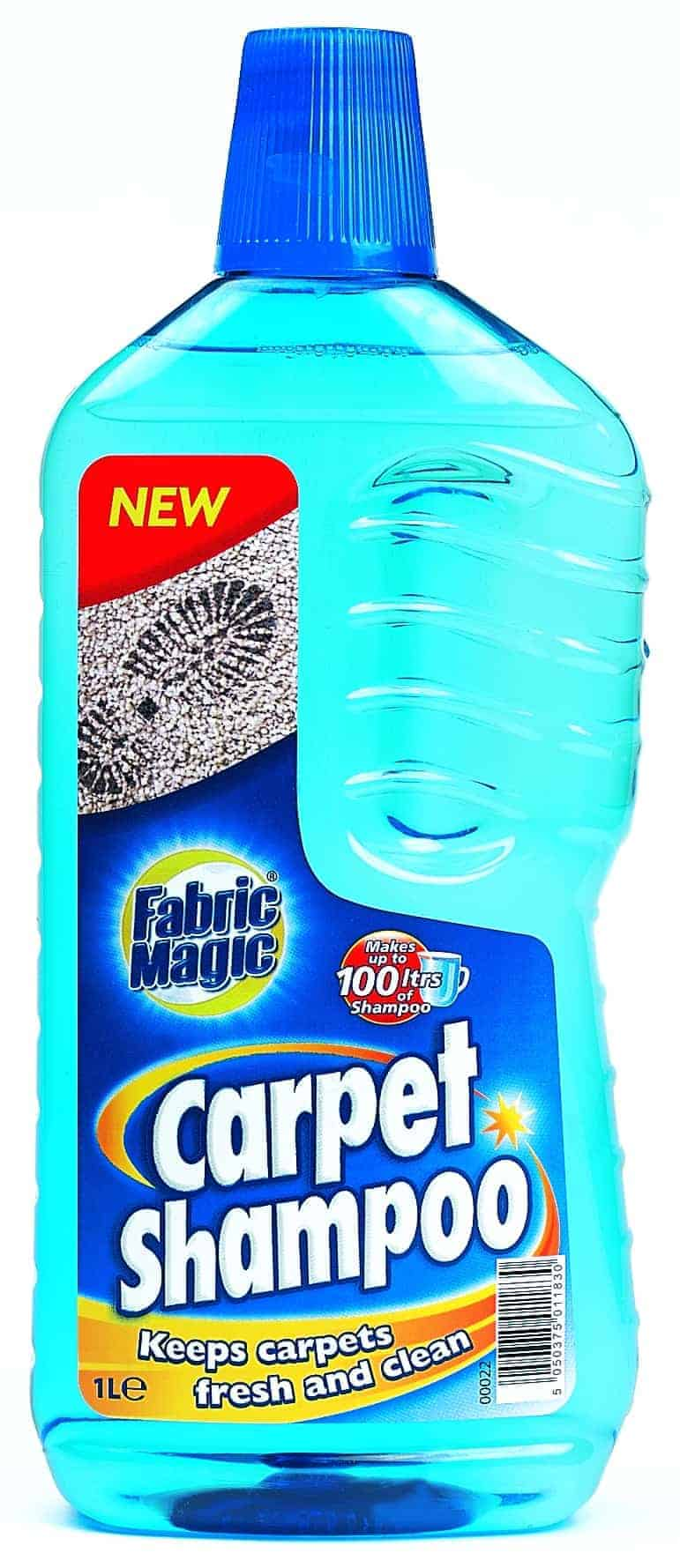 Fabric Magic 1ltr Carpet Shampoo