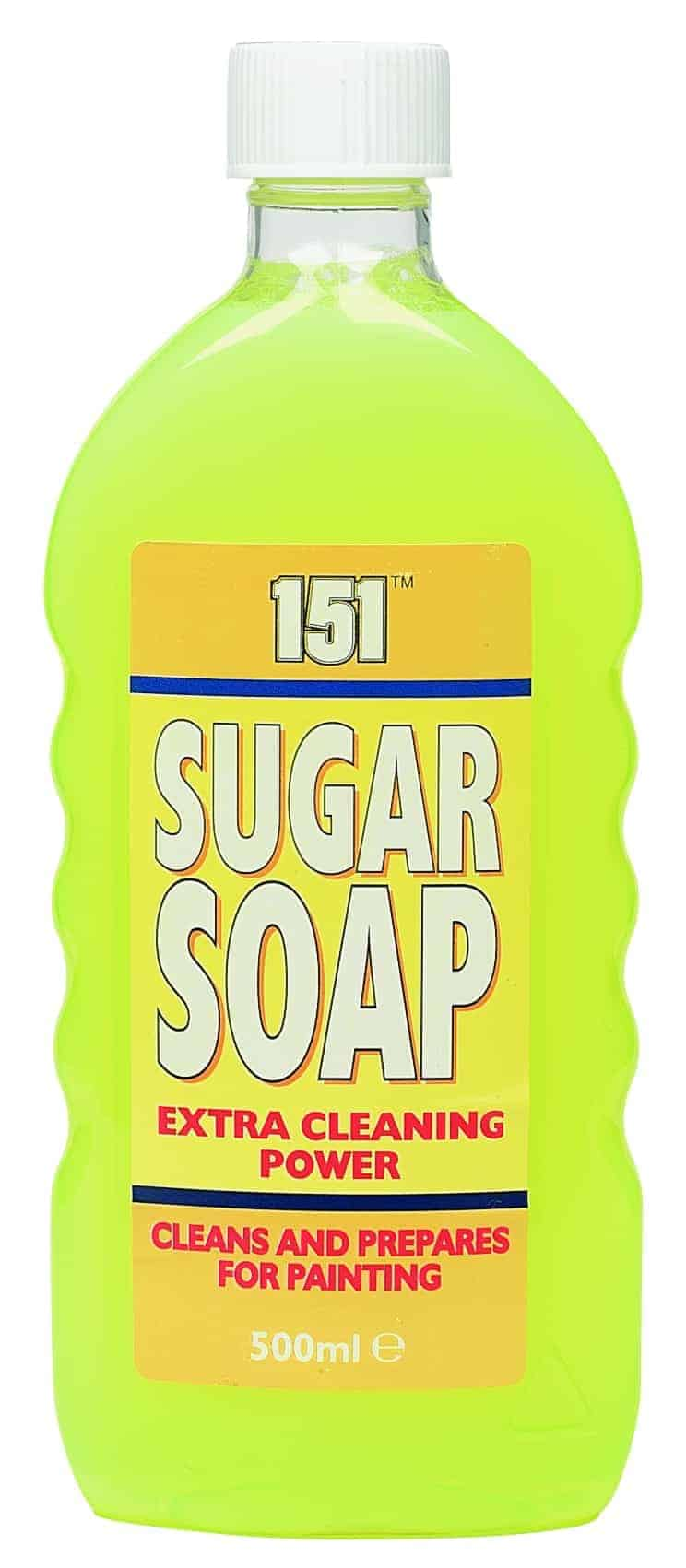 151 Products Sugar Soap Bottle