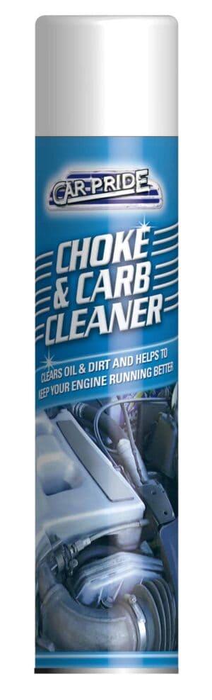 Carpride 300ml Choke & Carb Cleaner