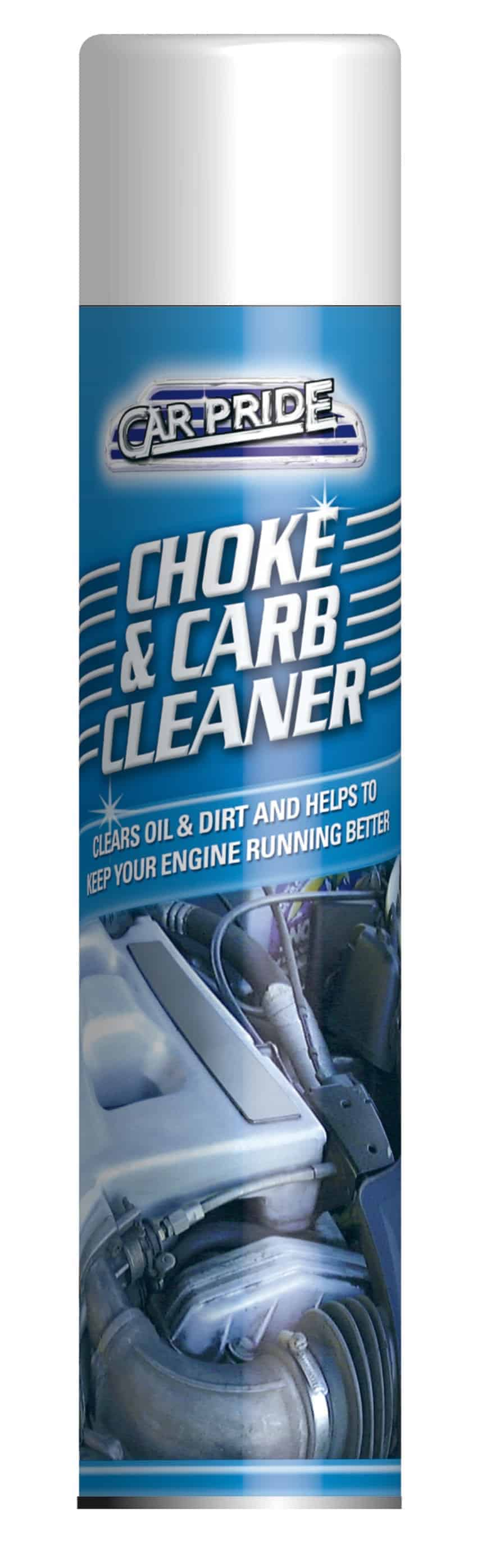 Carpride 300ml Choke & Carb Cleaner