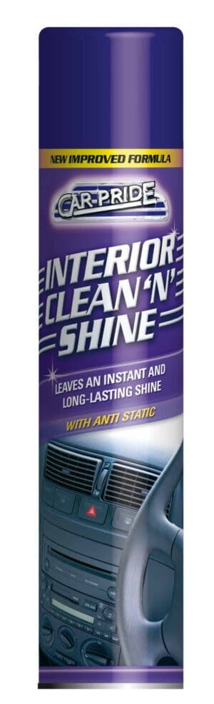 CarPride Interior Clean 'N' Shine