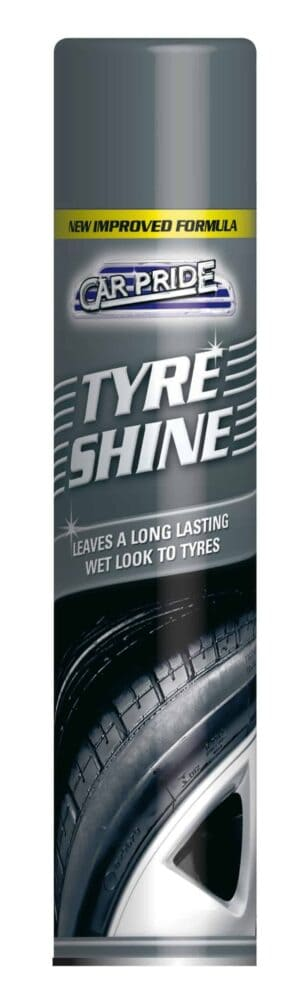 300ml Tyre Shine