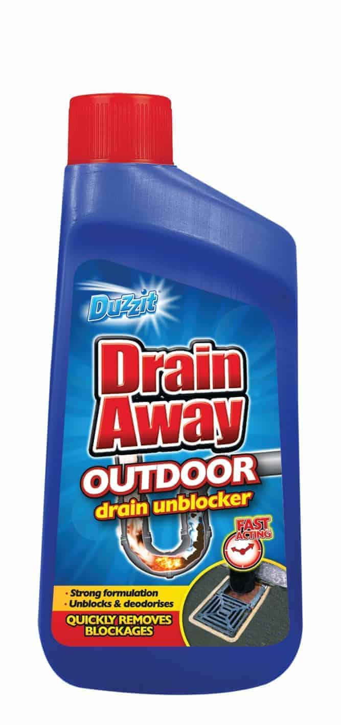 151 Products Outdoor Drain Cleaner