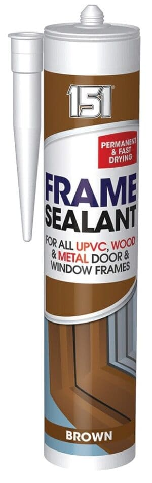 151 Products Brown Frame Sealant