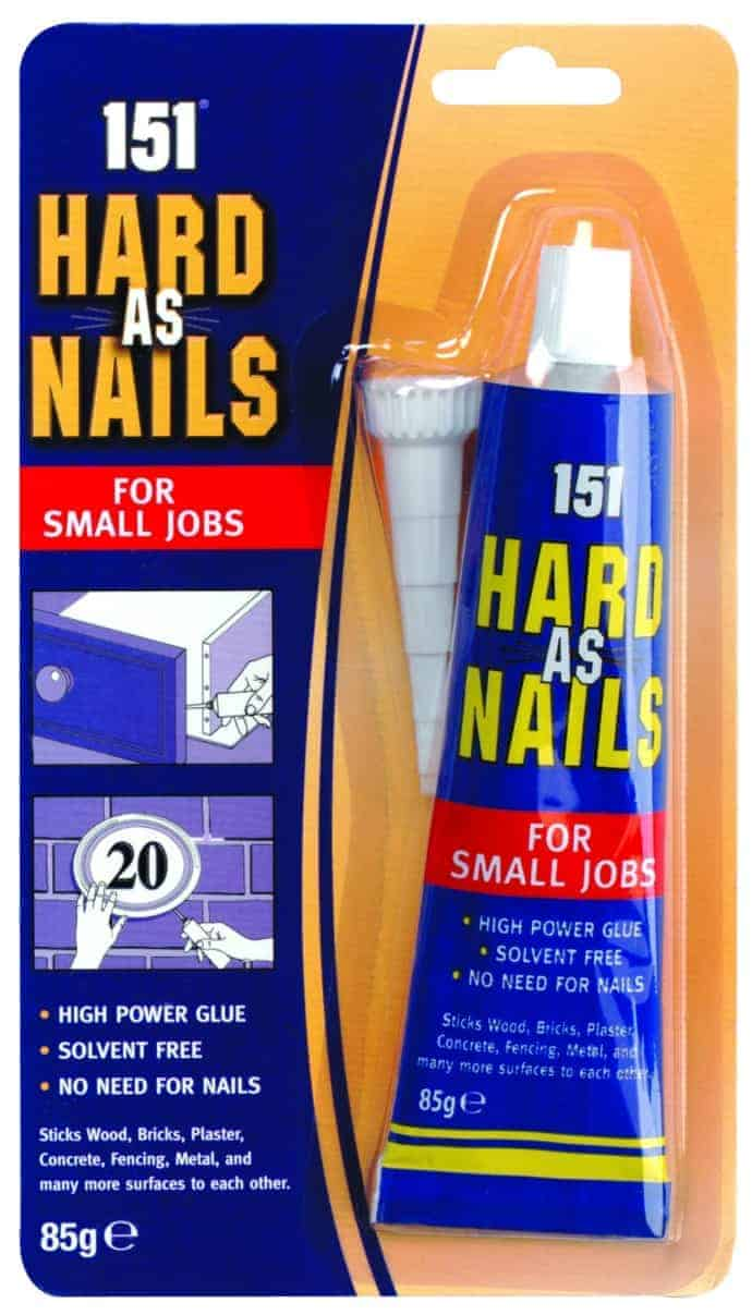 151 Products Hard As Nails For Small Jobs