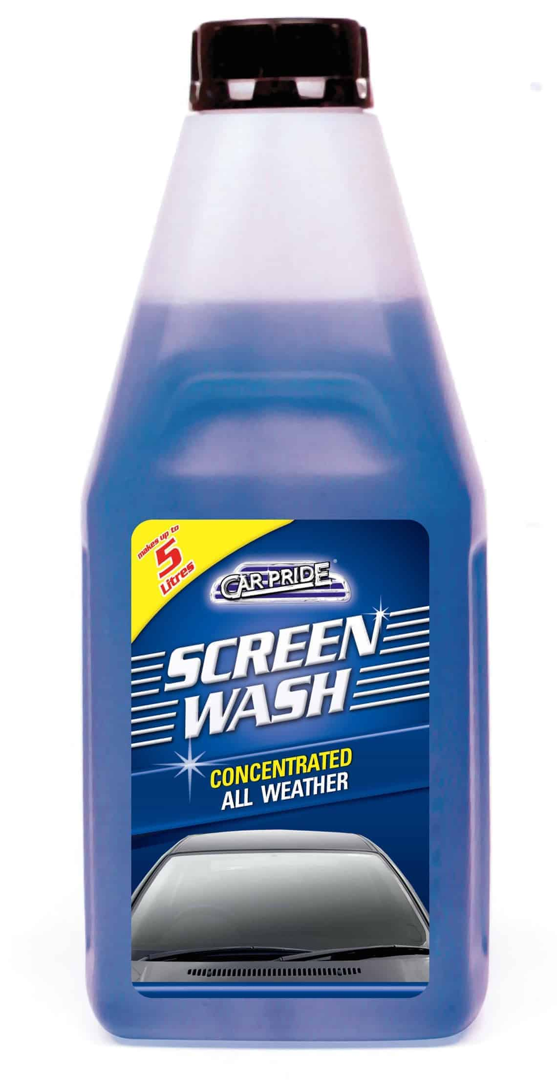 Car Pride 1ltr Screen Wash